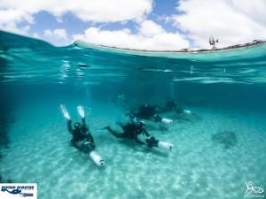 Plongez en scooter avec Aquasport Diving
