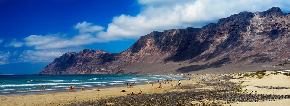Lanzarote plage