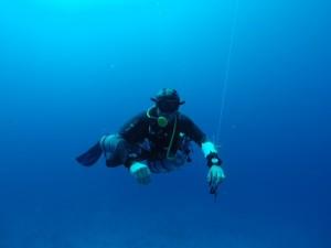 Sidemount plongée Lanzarote