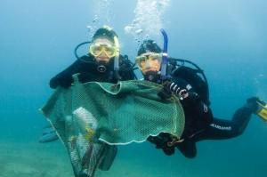 Spécialités AWARE Padi plongée Lanzarote